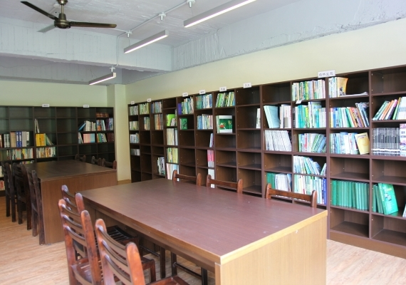 【Nature Education Center】Ecological library