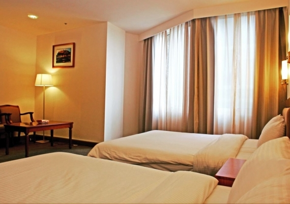 【Sun-Link-Sea Hotel】Four-person Family Room