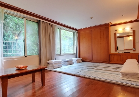 【Sun-Link-Sea Hotel】Japanese Style Six-person Room